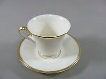 Lenox  Eternal Cup and Saucer $39.90