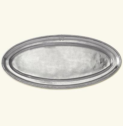 $525.00 Oval fish platter