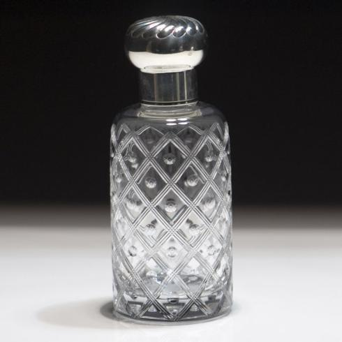 $295.00 Pamela Large bottle silver top
