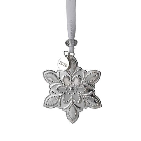 Zundel\'s Exclusives   Waterford Snowflake Ornament $45.00