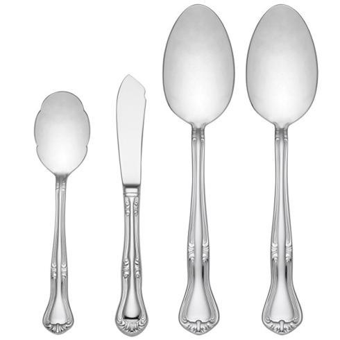 Lenox  Valcourt four piece serving set $39.00