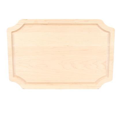 BigWood Boards  Selwood 12x18 scalloped Maple $122.50