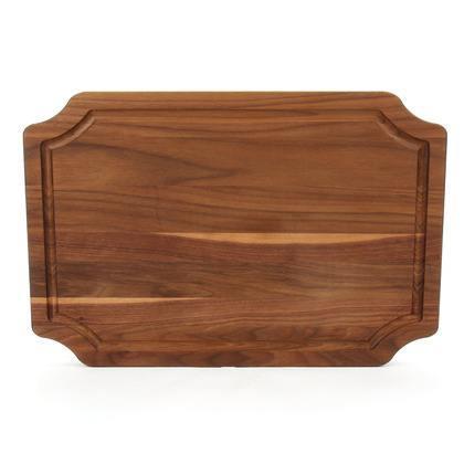 BigWood Boards  Selwood 12x18 scalloped walnut $147.50