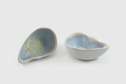 $55.00 footed sauce bowl