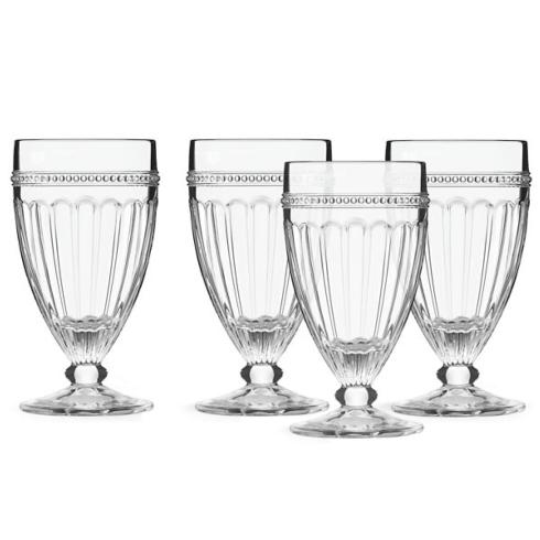 Lenox  French Perle Glassware All Purpose Set of Four $39.95