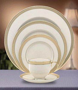$399.95 Five Piece Place Setting