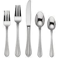 Lenox  Melon Bud Stainless 5 piece place setting $46.00