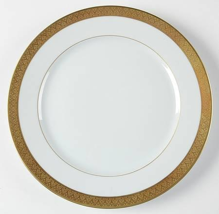 Zundel's Exclusives  Valencay by Haviland large dinner plate $138.00