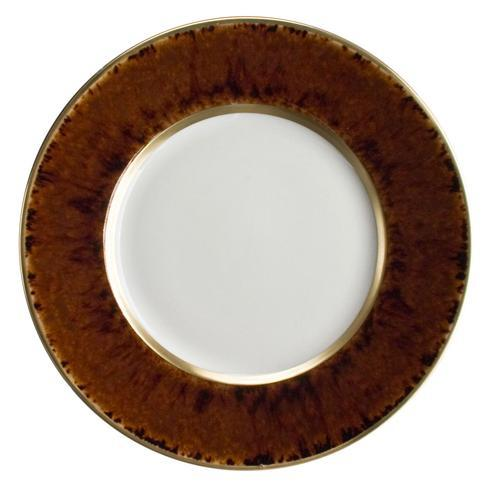 Tortoise Gold Bread & Butter Plate