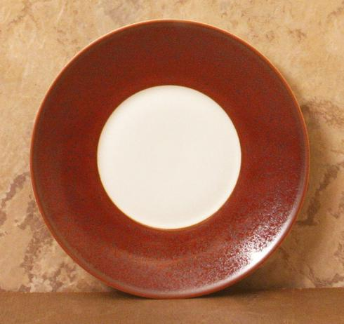 Red Granite Bread and Butter Plate