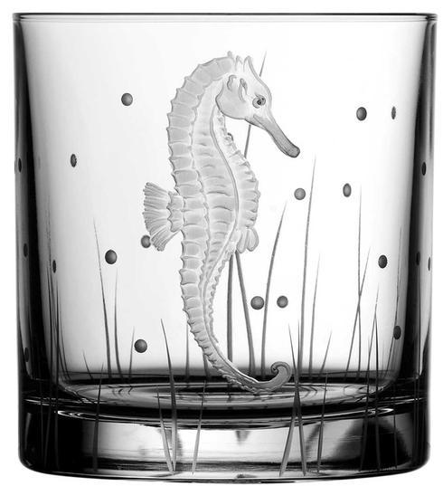 Seahorse Double Old Fashioned