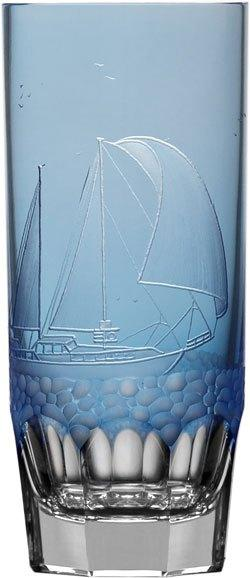 Sky Blue Highball Sailing #2
