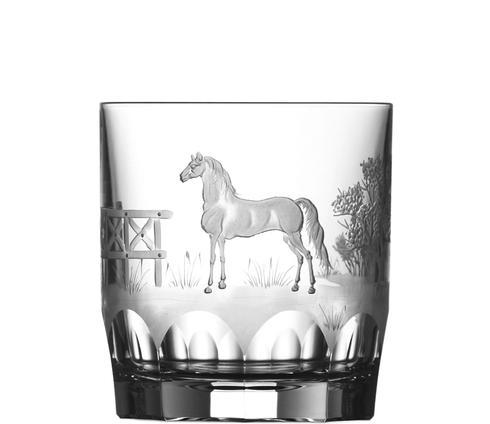 Morgan Horse Double Old Fashioned