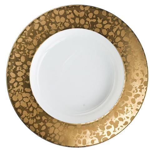 Big Bang Gold Muscade Rim Soup