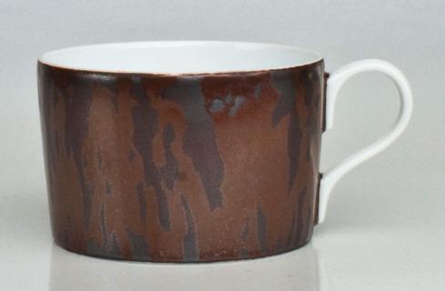 Attila Metallic Tea Cup