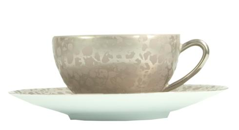 Big Bang Platinum Tea Saucer