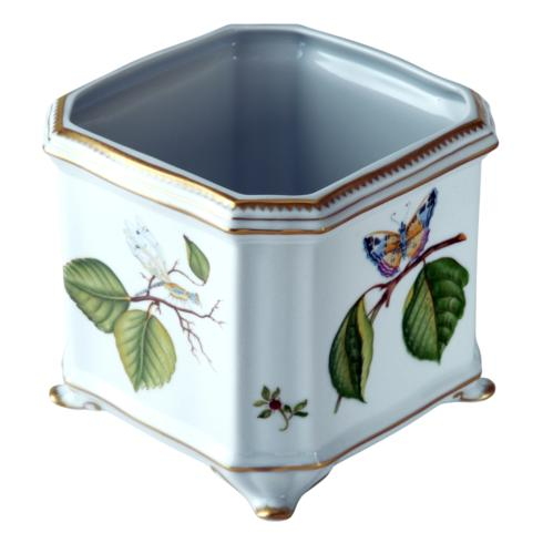 Floral Butterfly Cachepot