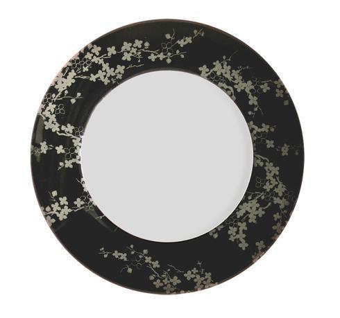Clematities Nuit Dessert Plate
