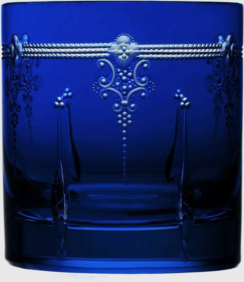Cobalt Double Old Fashioned