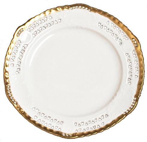 Openwork Plate