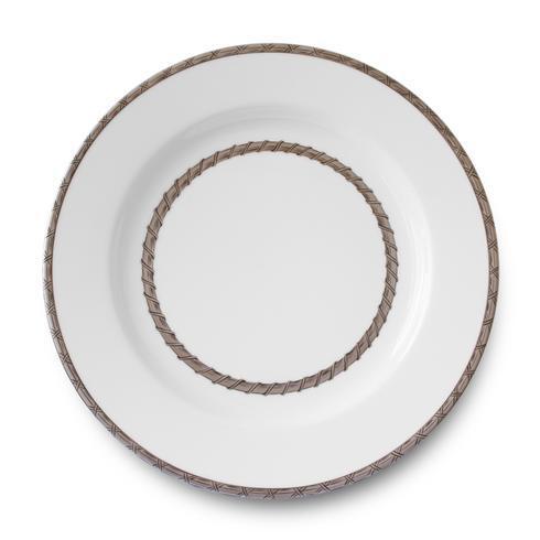 Vannerie Platinum Buffet Plate