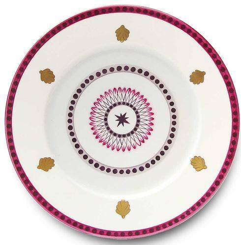 Rose Dinner Plate