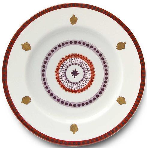 Rust Dinner Plate