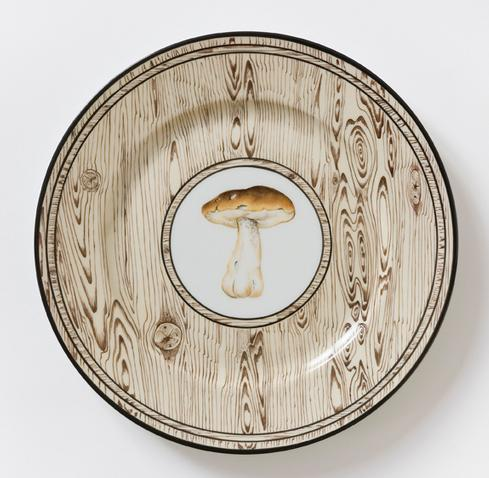 Dinner Plate #2