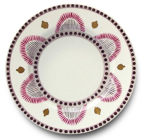 Rose Dessert Plate