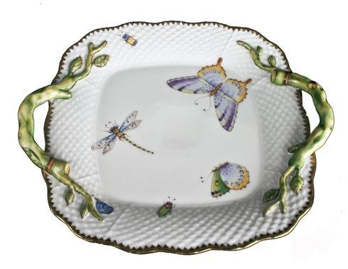 Tray with Butterfly