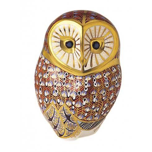 Barn Owl Paperweight