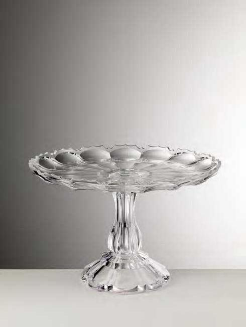 Clear Cake Plate