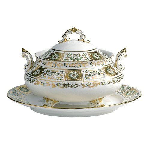 Soup Tureen Stand Only