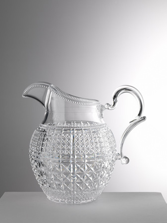 Clear Pitcher