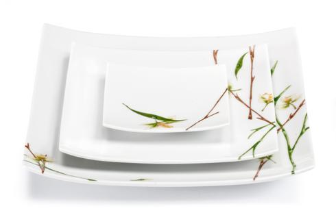 Square Dinner Plate Small