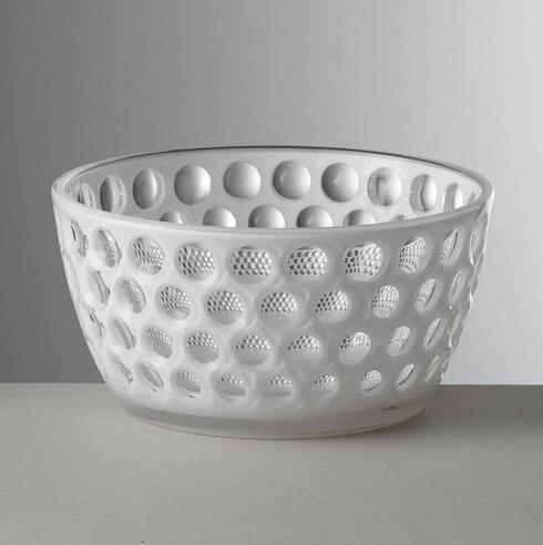 White Snack/Cereal Bowl
