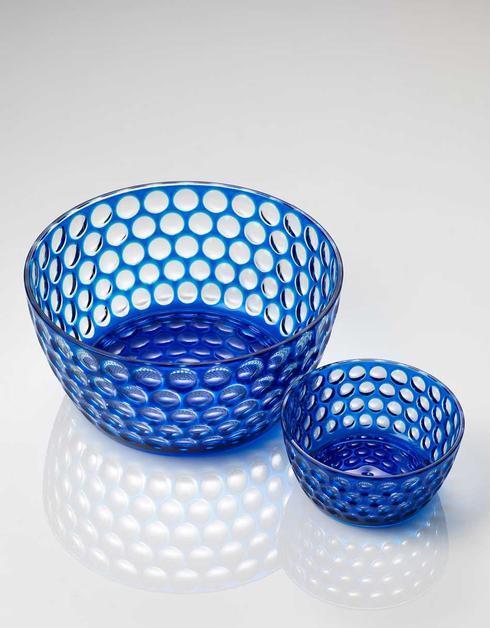 Royal Blue Snack/Cereal Bowl