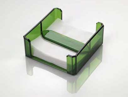 Napkin Holder Green