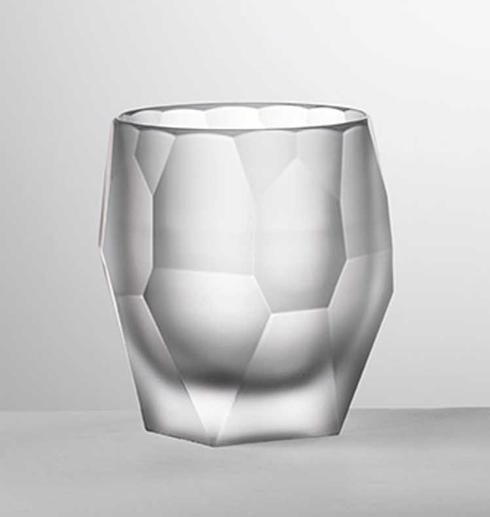 Clear Frost Large Tumbler