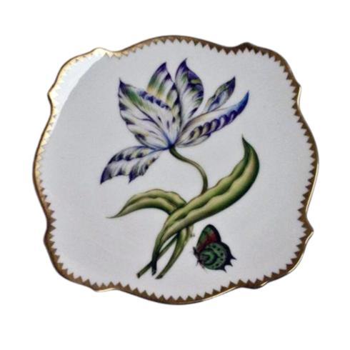 White/Purple Canape
