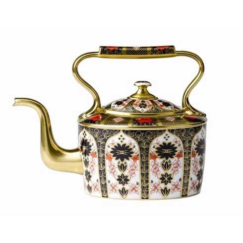 Large Kettle Tea Pot