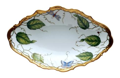 Open Oval Vegetable Bowl