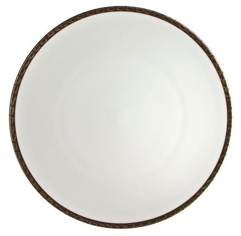 Gold Powder Dinner Plate