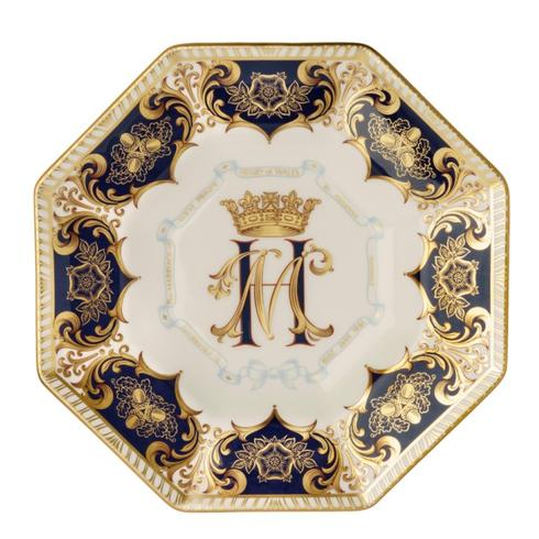 Harry & Meghan Octagonal Plate - Limited Edition
