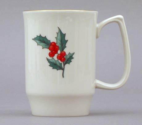 Holly Classic Mug