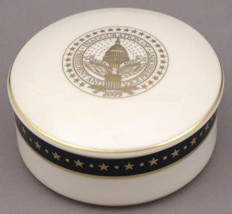 President Barack Obama Commemorative Gift Box for 2009 Inauguration