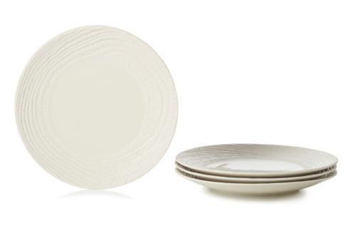 "$235.00 Set of 4 Dinner Plates ø10.5"""