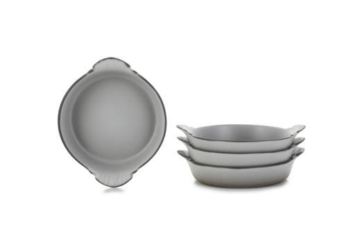 $100.00 Set of 4 Round Eared Dishes