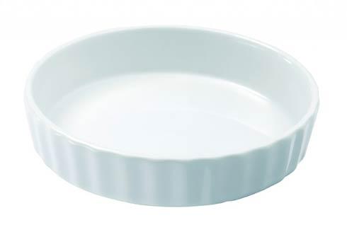 Round Flan Dish