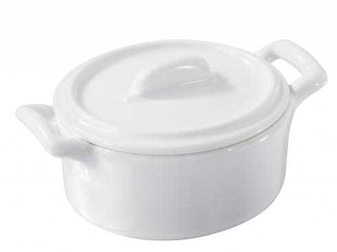 Cocotte With Lid 25Cl